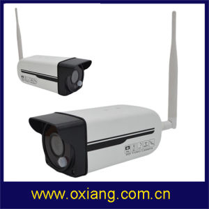 Macchina fotografica impermeabile Camer esterno del IP della macchina fotografica astuta di WiFi di alta qualità con PIR