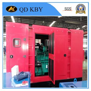 500kw 중국 OEM 디젤 엔진 발전기 공급자