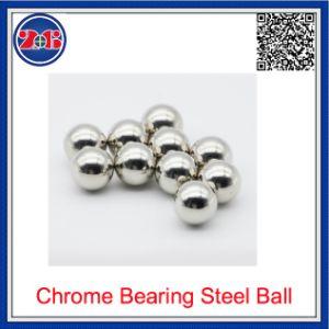 66HRC G10 12,7 mm AISI52100 a esfera de aço cromado para rolamentos de esferas