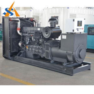 パーキンズエンジンを搭載する600kw発電機