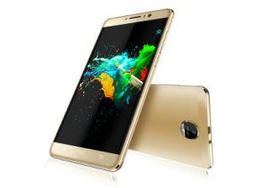 K6 6.0 de  Geopende Kern van de Vierling van de Telefoon van de Cel Smartphone Androïde 5.1 Dubbele SIM 8GB Dubbele Camera 3G Cellphone