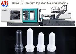 プレフォーム型及び射出成形機械びんの作成