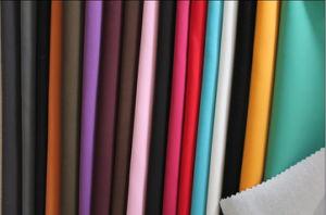 Design de moda Custom print 100% orgânico de tecido de algodão grosso