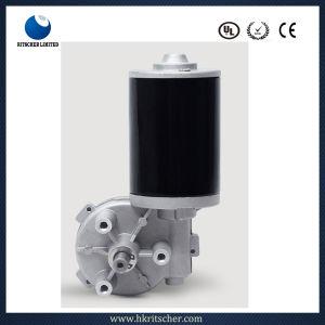 63 mm de diámetro PMDC Micro engranaje del motor para difusor de la Sal