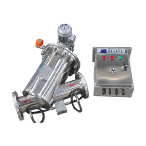 Filtro de cepillo de limpieza automática de tratamiento de aguas industriales