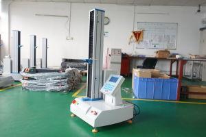 macchina di prova di plastica di allungamento del caricamento 100kg
