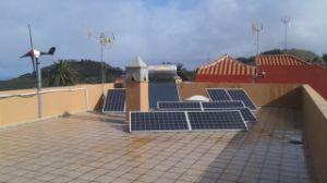 Générateur de turbine de vent de l'énergie renouvelable 600W 12V/24V/48V pour l'usage à la maison