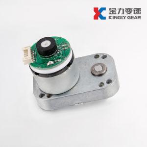 Baja velocidad de 12V DC de 38mm de diámetro motorreductor