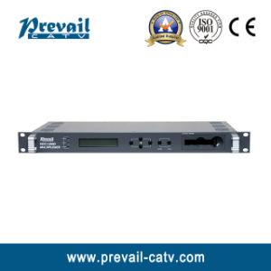 CATVデジタルのヘッドエンドの専門のTSの受信機Wdt-1200d