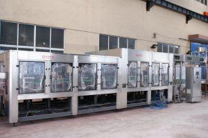 Automatic 10000bph llenado de botellas de jugo de 5 en 1 máquina