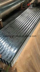 熱い浸された電流を通された鋼鉄波形の屋根ふきシート