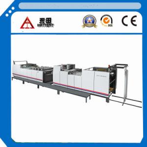 Película e papel automático Pre-Coating máquina de laminação a quente (FMY-ZG108)