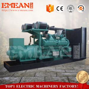 30kw-100kw 세륨 ISO에 의하여 승인되는 열려있는 유형 전기 디젤 엔진 발전기