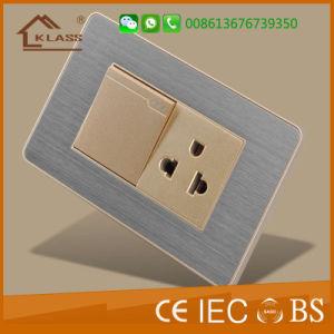 118 Prise électrique de modèle universel