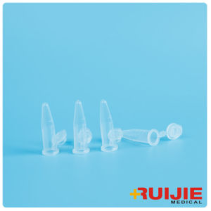 医薬品のプラスチック0.2ml遠心分離機管