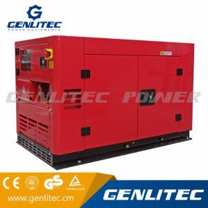 Generatore silenzioso autoalimentato motore originale 8.5kw/10kVA di Changchai EV80