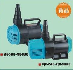 Pompe Submersible Multi-Fountain (YQB-5000) avec la CE a approuvé