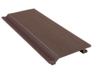 De duurzame Toebehoren van de Vloer WPC Decking OpenluchtWPC Houten Plastic Samengestelde Decking