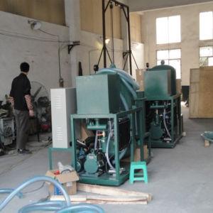 precio de fábrica de lubricación automática Máquina de refinación de petróleo