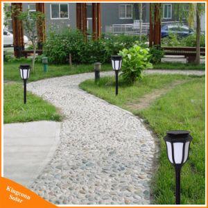 Hexagonal de la energía solar LED Lámpara Luz paisaje llama impermeable al aire libre para la casa patio jardín césped Decoraciones