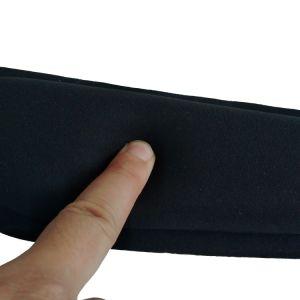 Computador personalizado Mouse pad de repouso do punho elástico de teclado