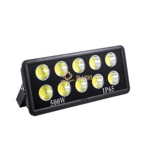 Alta potencia 500W cálida Whiteoutdoor Reflectores LED