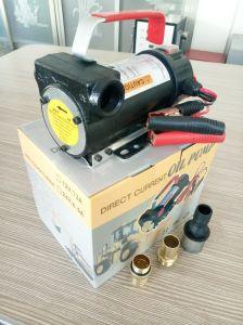 12V/24V DC avec de la pompe de transfert de carburant en acier inoxydable (YB40SS)
