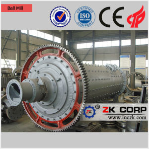 Molino de bolas de cemento/Cal/Mg de línea de producción