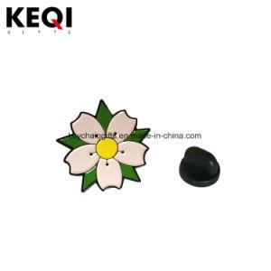 Pin di collare morbido personalizzato dello smalto dell'emblema della polizia del metallo di nome del tasto del risvolto dello stagno militare di Pin