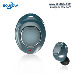 防水Tws Bluetoothのステレオの携帯電話の無線電信はイヤホーンを遊ばす