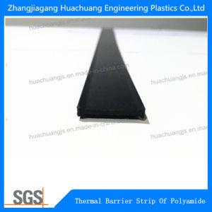 Modello il profilo termico 22mm della rottura della poliammide di rinforzo fibra di vetro