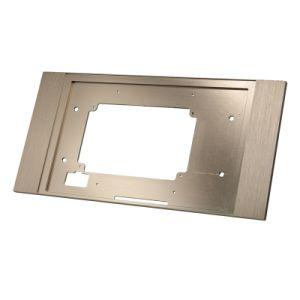アルミニウムパネルの金属フレームを処理する高品質の習慣CNC