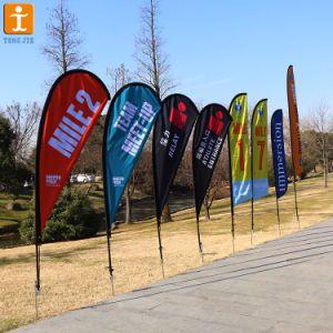 Strong углеродные композитные Бич флаг полюс/пуховые флаг (TJ-11)