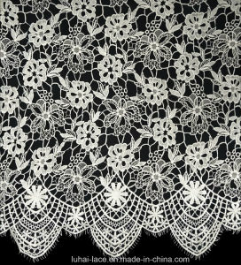 敏感な網の女性ののためのGarmentすべての刺繍のレース