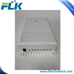 Оптоволоконных сетей FTTH распределения доступа к клеммной коробке 8 портов