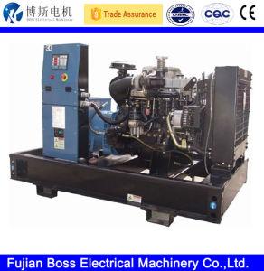 Yuchaiエンジンの開いたタイプディーゼル発電機3段階