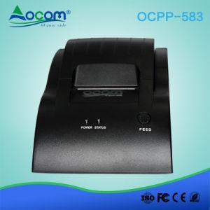 (OCPP-583) Alta calidad 58mm POS impresora de recibos térmica con cortadora manual