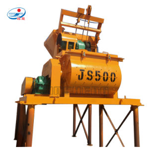 Китай высокой Qutality Js500 конкретные электродвигателя смешения воздушных потоков