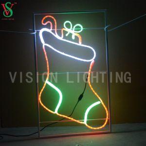 het 2D Licht van het Hoofd motief van Pool voor de OpenluchtDecoratie van de Straat