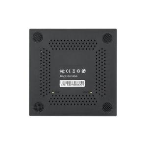I98 Android 7.1.2 Fernsehapparat-Kasten mit Amlogic S905X bricht 1GB RAM/8GB ROM mit LED-Licht, 2.4GHz WiFi Support 4K 1080P HD ab