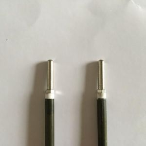 De aço inoxidável de alta qualidade Churrasqueira Recozimento verde do elemento de aquecimento