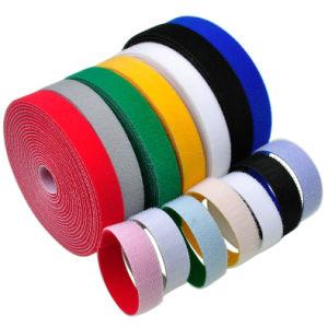 Voeg aan Polyester Comparesharecustomized of de Nylon Band van de Haak en van de Lijn toe