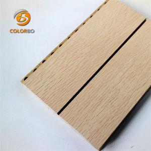 Comitato di legno riduttore di acustica del legname di rapporto di Reverbe & di disturbo