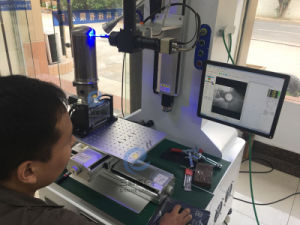 automatischer Laser-Schweißgerät-Preis der Faser-500W mit Auto-Zubehör