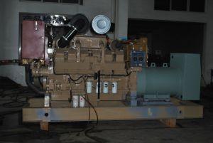 motore diesel Kt38-M di propulsione navale di raffreddamento ad acqua 597kw Cummins