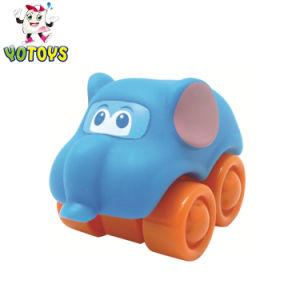 움직일 수 있는 소성 물질 소형 동물성 교육 장난감