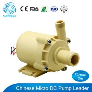 Pompa di fermentazione di CC del commestibile 24V con il mezzo sommergibile