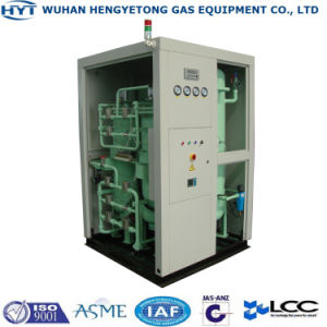 Fornitore Pattino-Montato del generatore del gas dell'azoto
