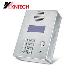 Des PAS-Notruftelefon-Knzd-03 zur Raum-Wechselsprechanlage anheben Raum