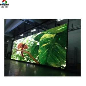 Outdoor étanche P4 Panneau affichage LED en couleur